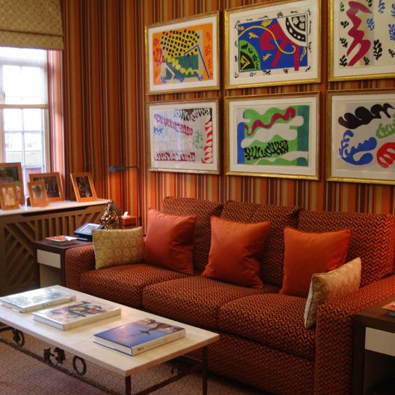 MAYFAIR PENTHOUSE A penthouse apartment in Mayfair