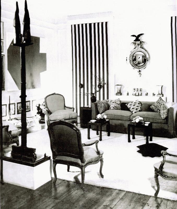 David Hicks Interior Designer Drawing Room