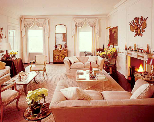 DAVID HICKS INTERIOR DESIGNER LIVING ROOM NEW YORK