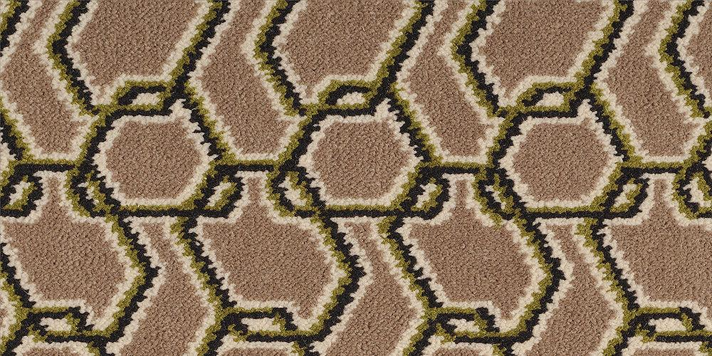 ASHLEY HICKS CARPETS CHAINMAIL VENETIAN