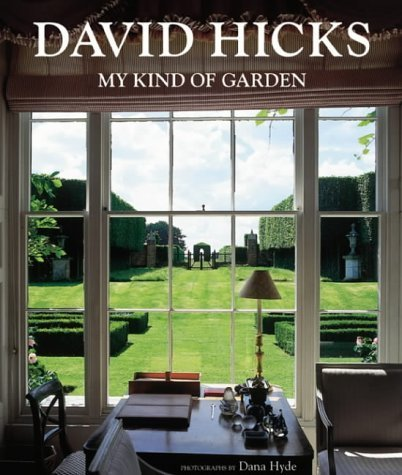 david hicks the grove my kind of garden book