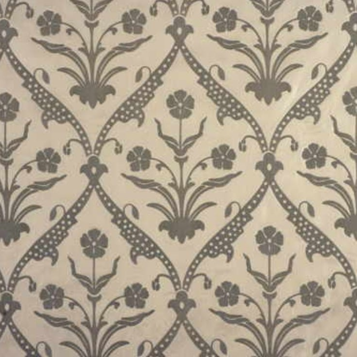 DAVID HICKS ASHLEY HICKS LEE JOFA FABRIC ANGELICA TRELLIS