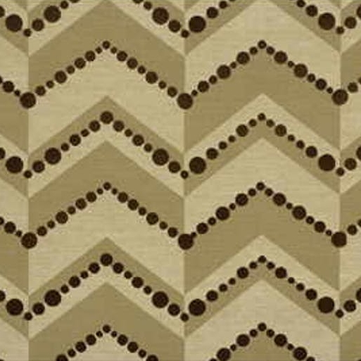 DAVID HICKS ASHLEY HICKS LEE JOFA FABRIC CHEVRON BEADS