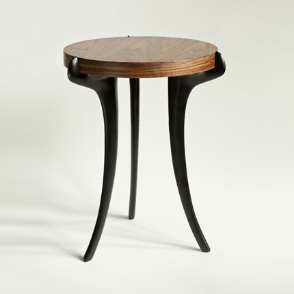 BABY SABRE TABLE ASHLEY HICKS FURNITURE