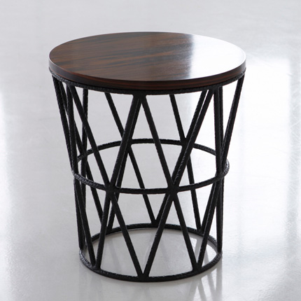 DRUM TABLE ASHLEY HICKS FURNITURE