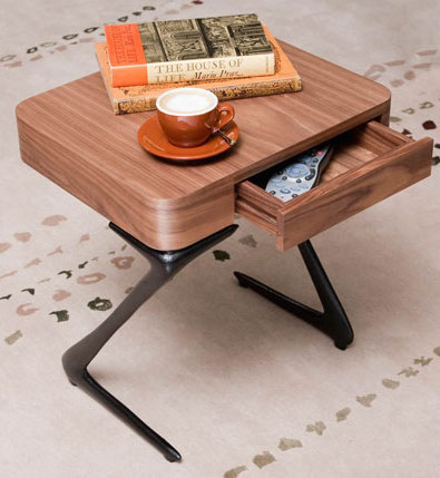 ZED TABLE ASHLEY HICKS FURNITURE