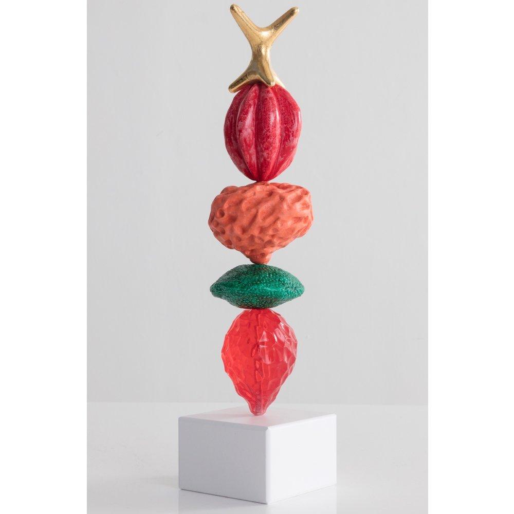 ashley hicks totem sculpture palermo