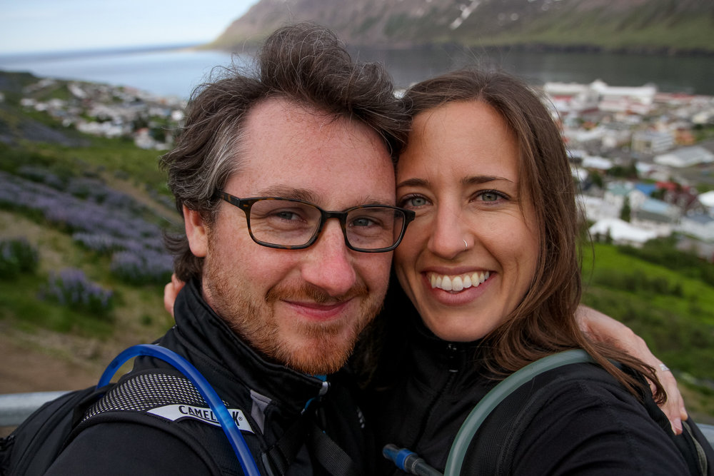 And finally, hiking on our honeymoon in Iceland. Go there ASAP. You will not be disappointed.