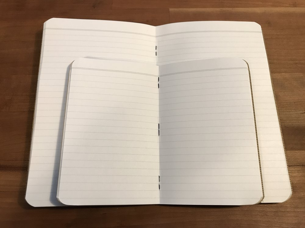 Field Notes Pitch Black Notebook Review  Lead Fast
