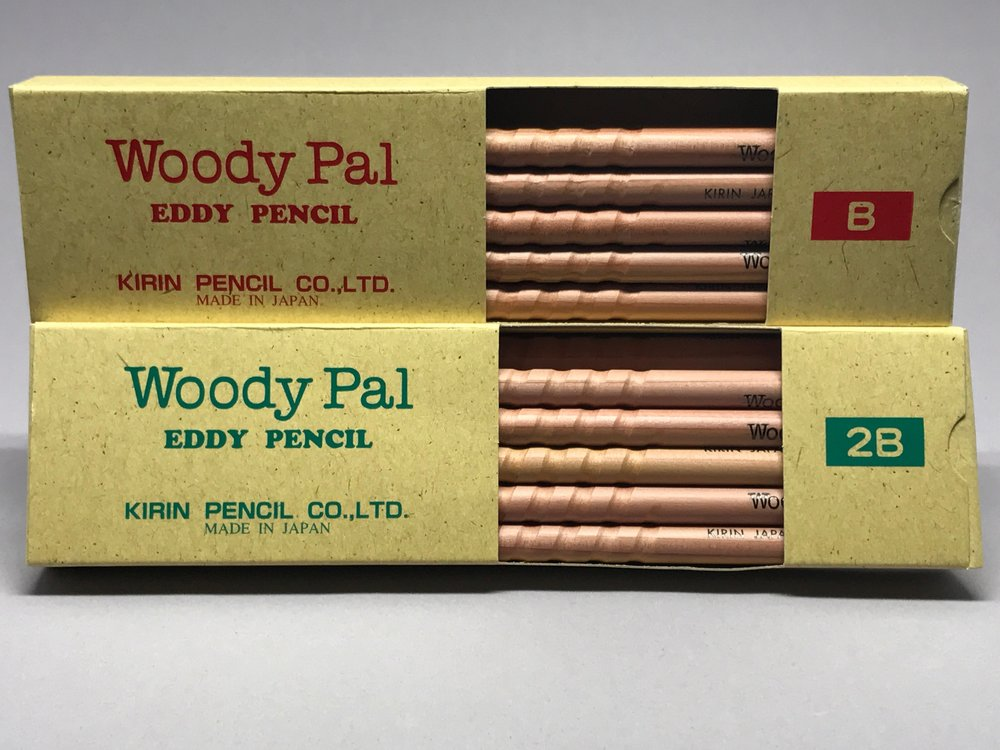 "Kirin Woody Pal ""Eddy"" Pencil."