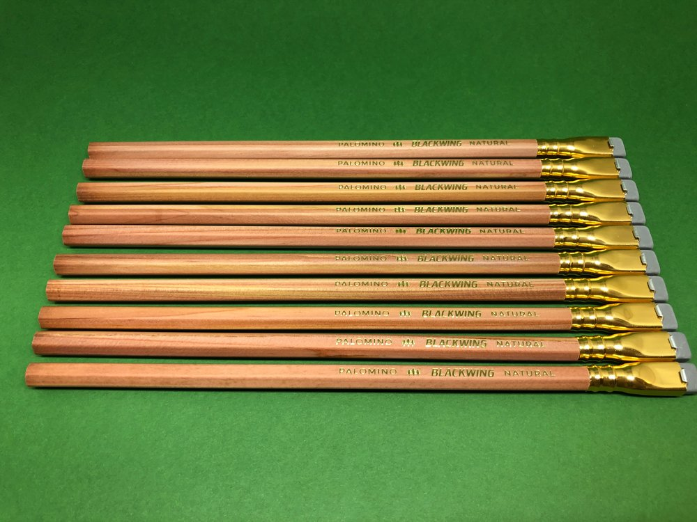Naked pencils, all year round!