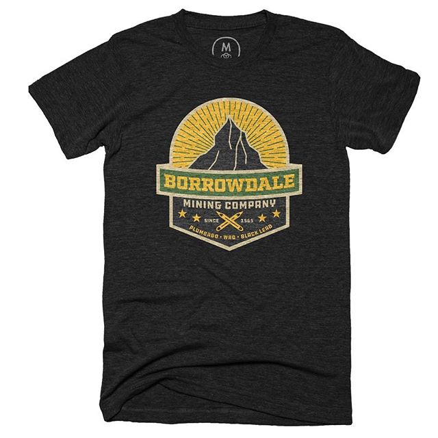 I made a shirt! All proceeds go to keeping Leadfast alive! Check it out on  @cottonbureau! Link in profile.