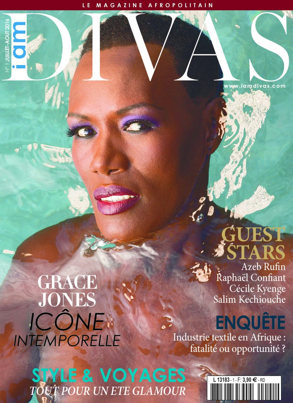 IAMDIVAS WEB & PRINT - JULY 2016