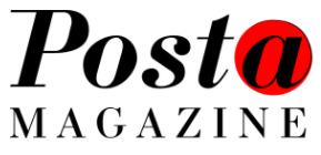 POSTA MAGAZINE - SUMMER 2016