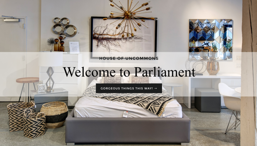 Credit: Parliaments Interiors