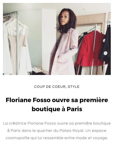 LA FASHIONERIE - FEBRUARY 2017