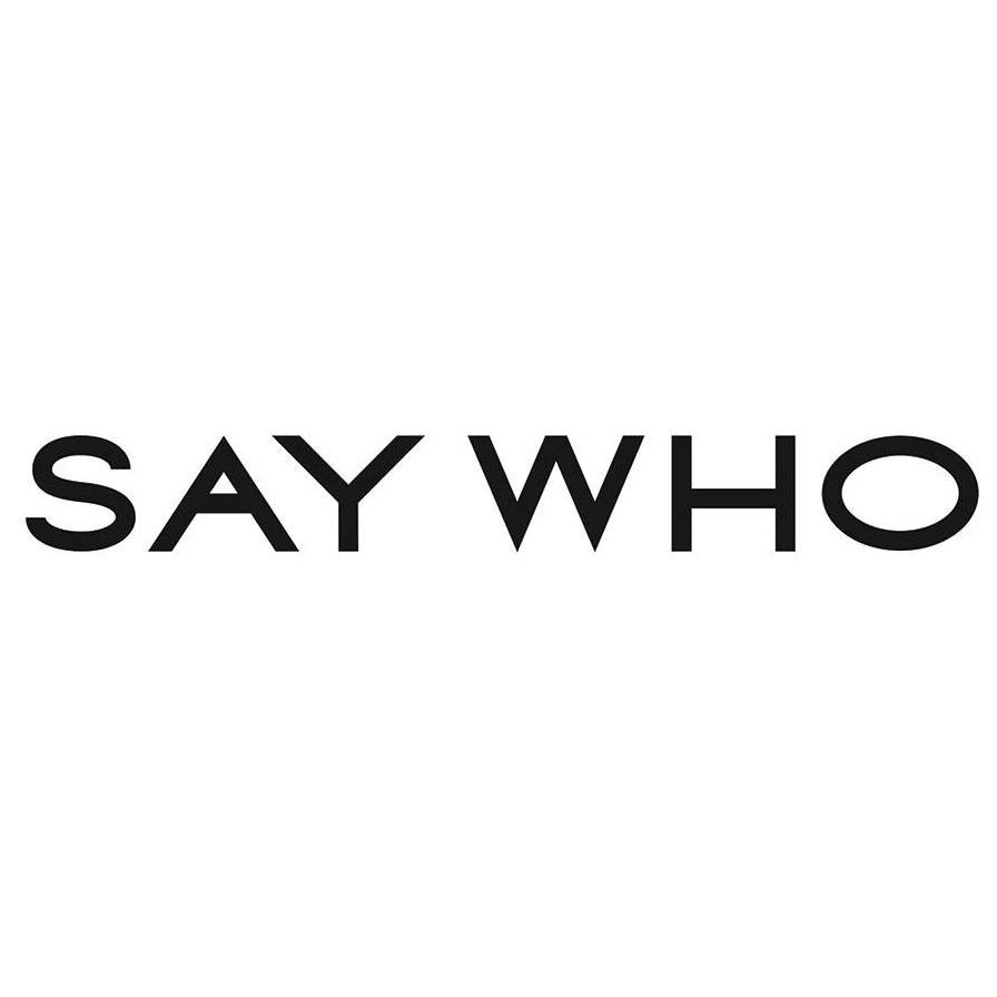 SAY WHO - DECEMBER 2017