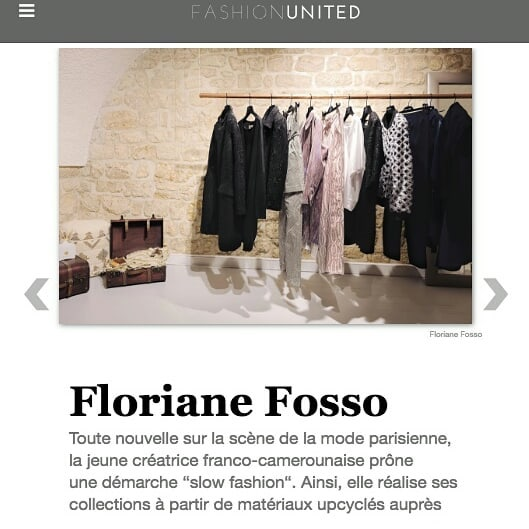 FASHION UNITED - JUNE 2018