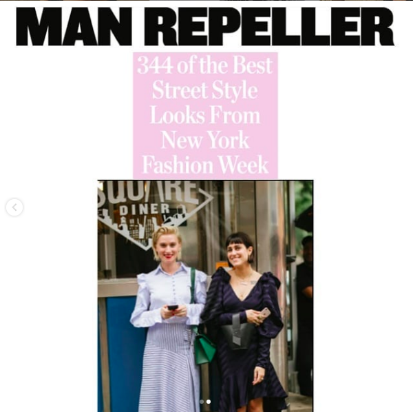 MAN REPELLER - SEPTEMBER 2018