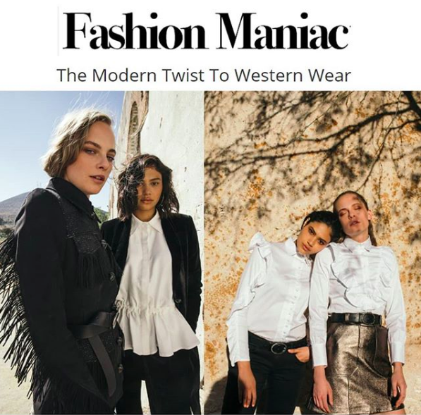 FASHION MANIAC - OCTOBER 2018