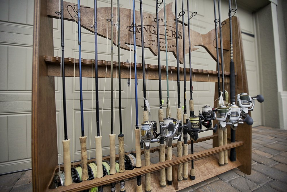 Fishing Gear - We provide only the best fly and spinning equipment offered on the market today. You are more than welcome to bring your own gear but rest assured I will only provide you with the best if you don't. Penn and Shimano reels paired with St Croix rods for the spinning tackle. Fly Gear consist of Orvis and Echo rods equiped with Tibor and Orvis reels. If you have any questions about tackle you wish to bring please do not hesitate to call.