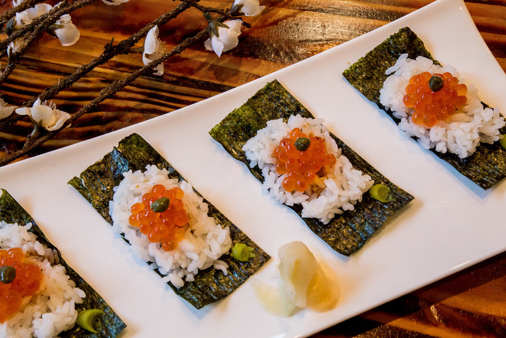 Ikura Open Sushi