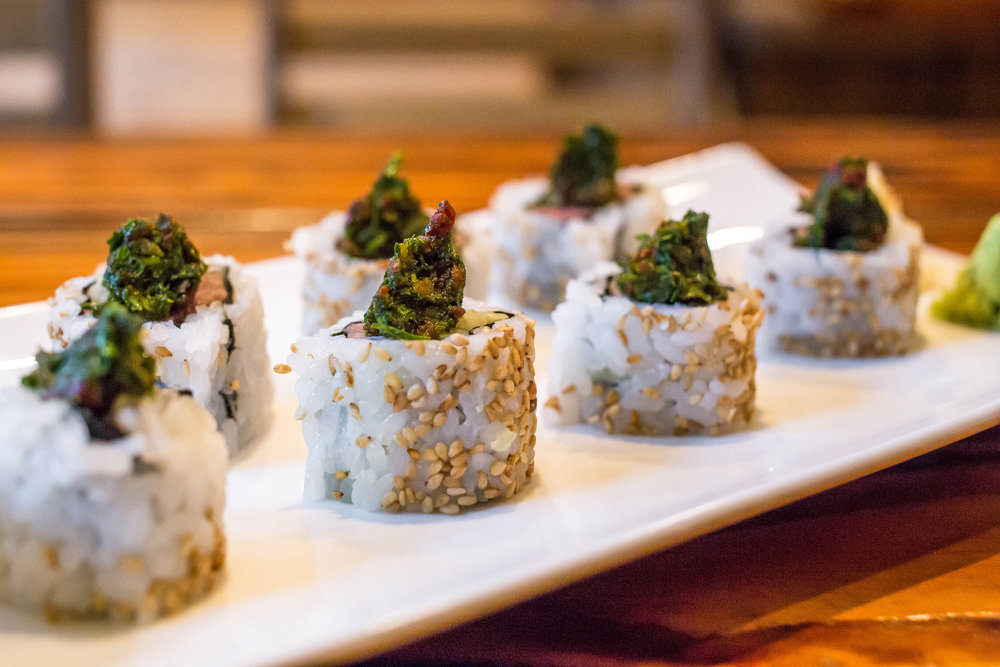 Steak Roll with Parsley Tapenade