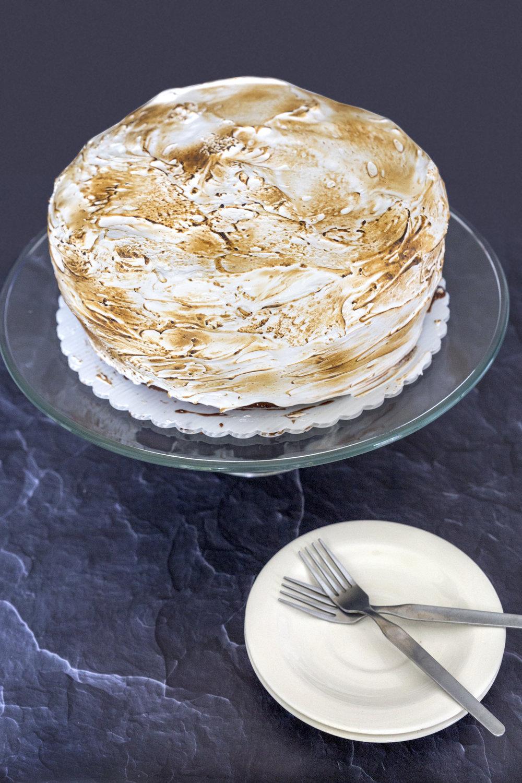 Smores Cake Lip Smacking Food Recipes Food Reviews