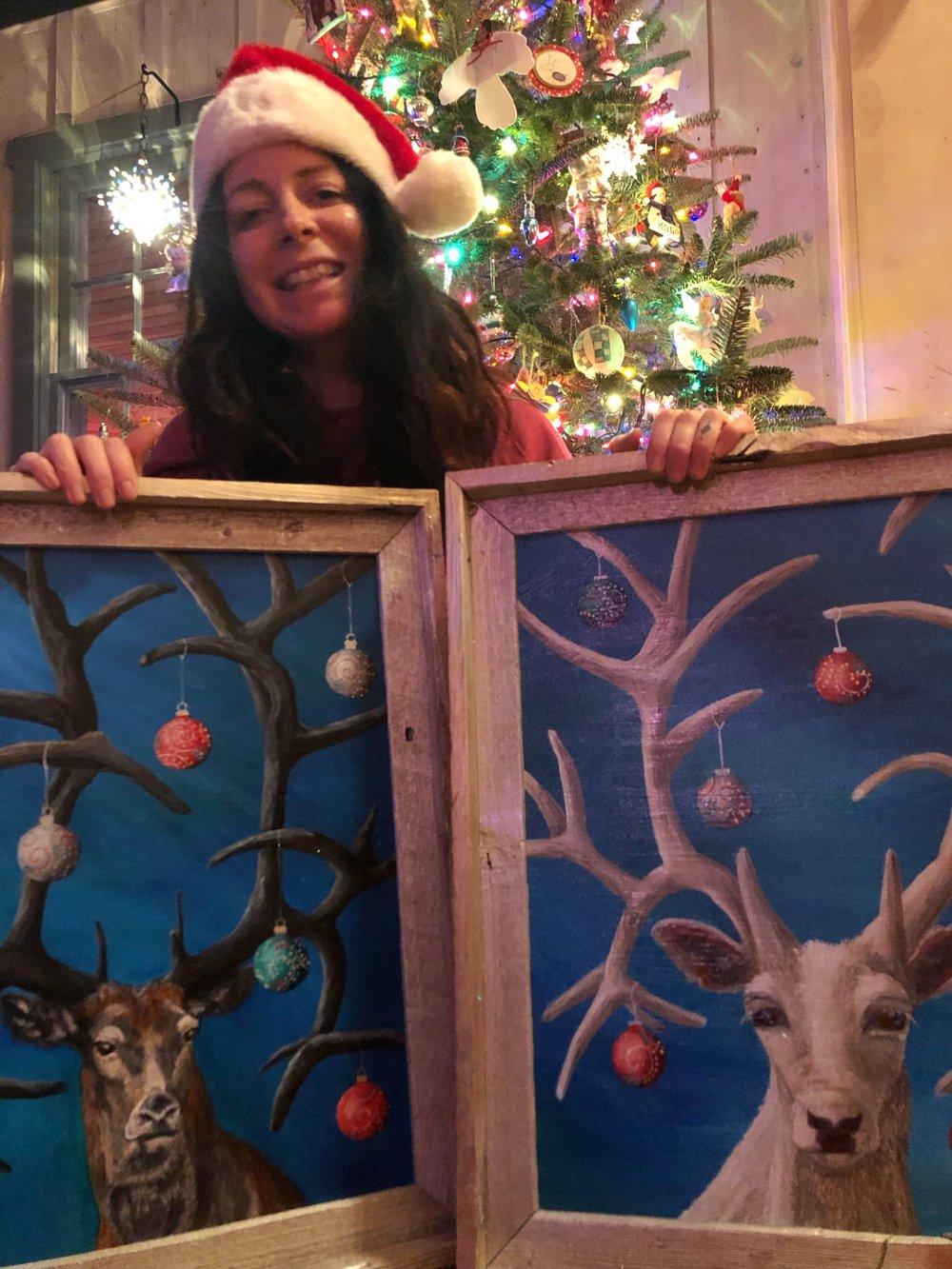 Christmas Art Show