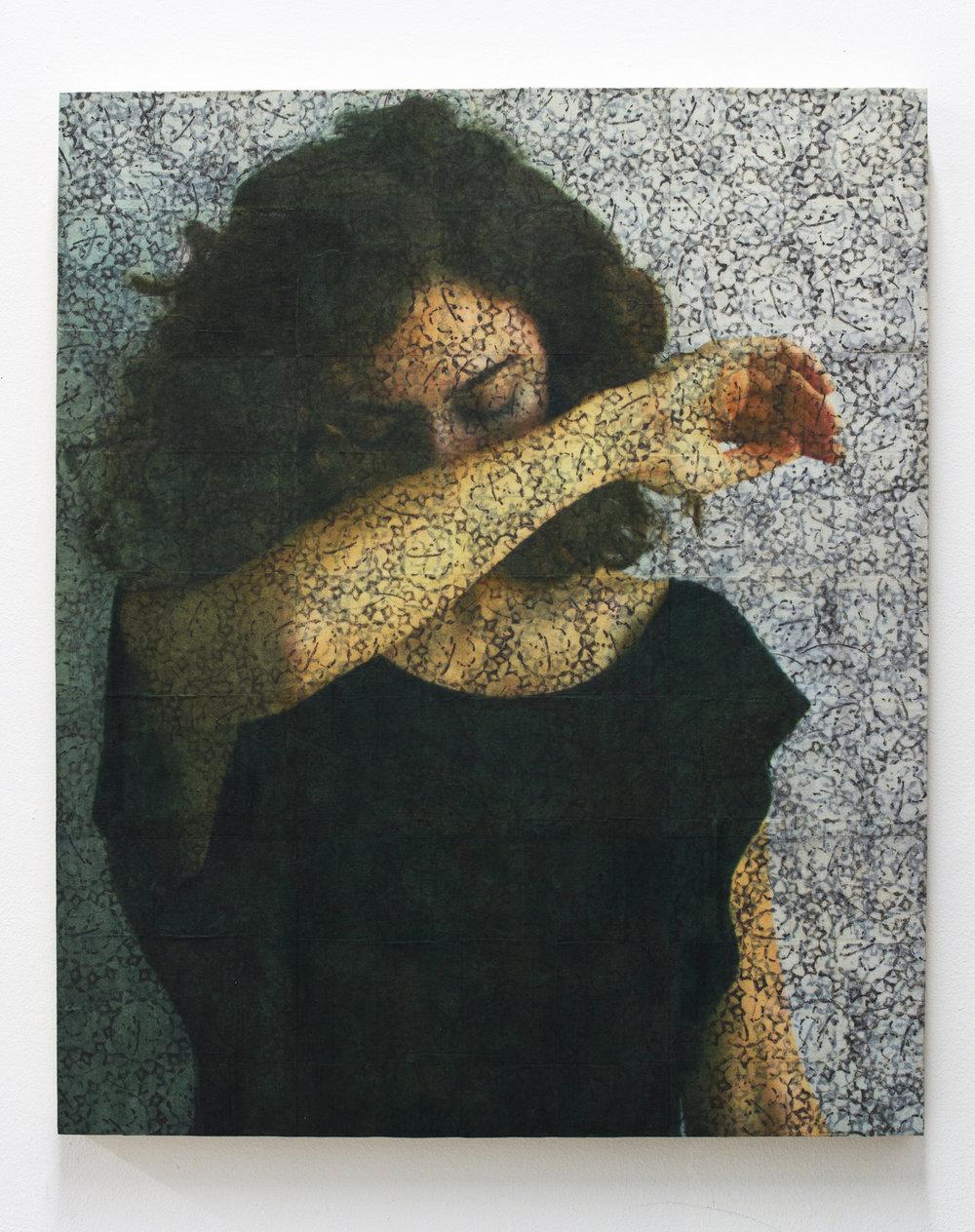 Mohr Portrait 2015 - 6 - Sepideh Salehi - 20x24