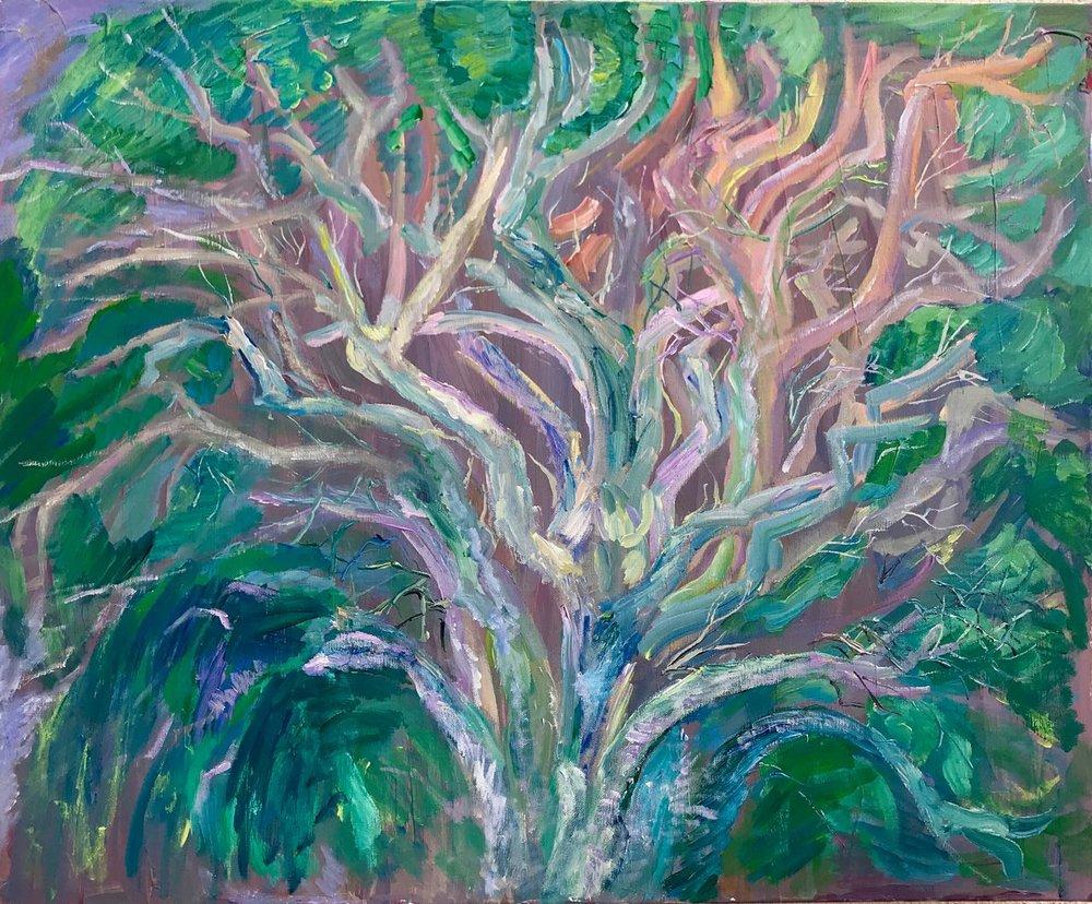 Tree of life, acrylic, canvas, 73x60, 2017.jpg