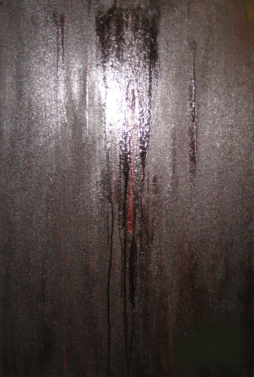 Virgin Y 03-09 (Dripping Fluid Series 2003 – 2009)