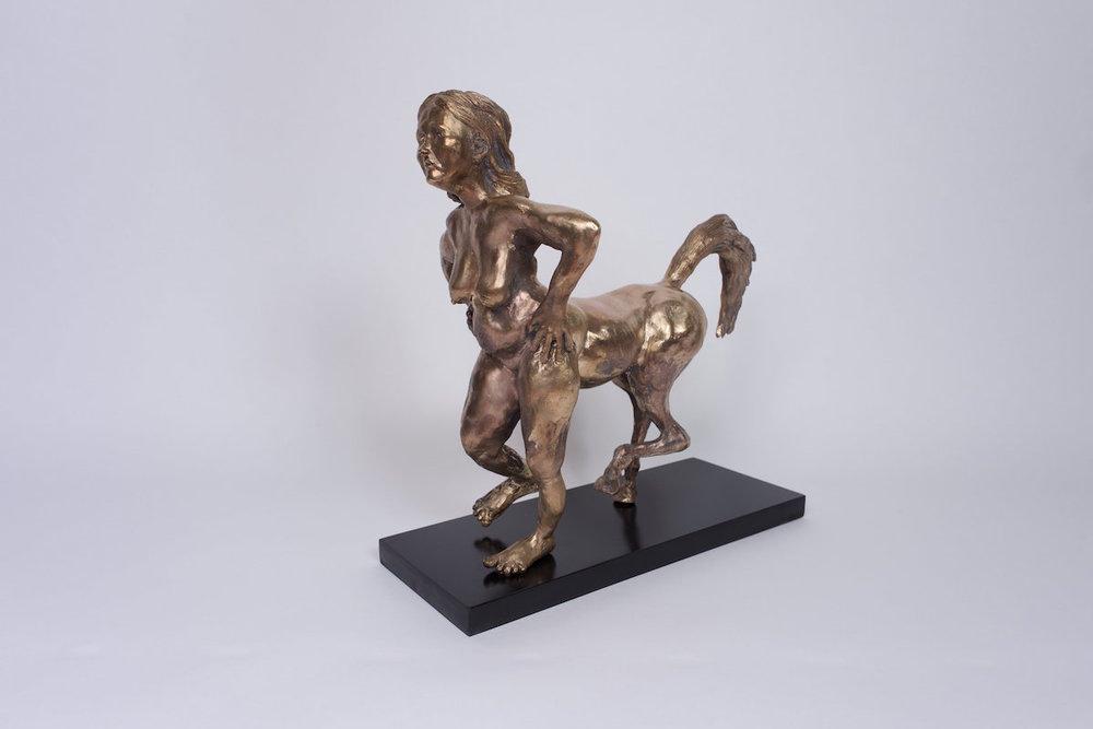 05.01.11 Centauress, 44hx18x43cm, bronze 2017.jpg