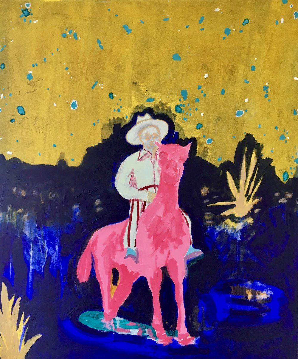 'Night Cowboy' 2017.jpg