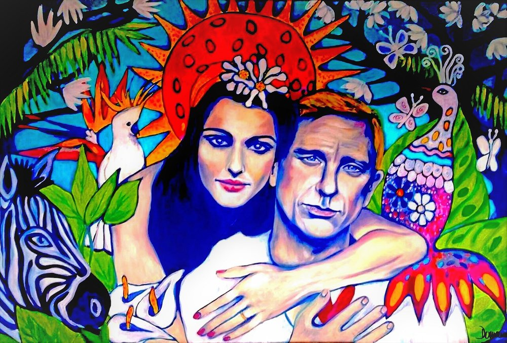 You and me in paradise.80x120x2cm.jpg