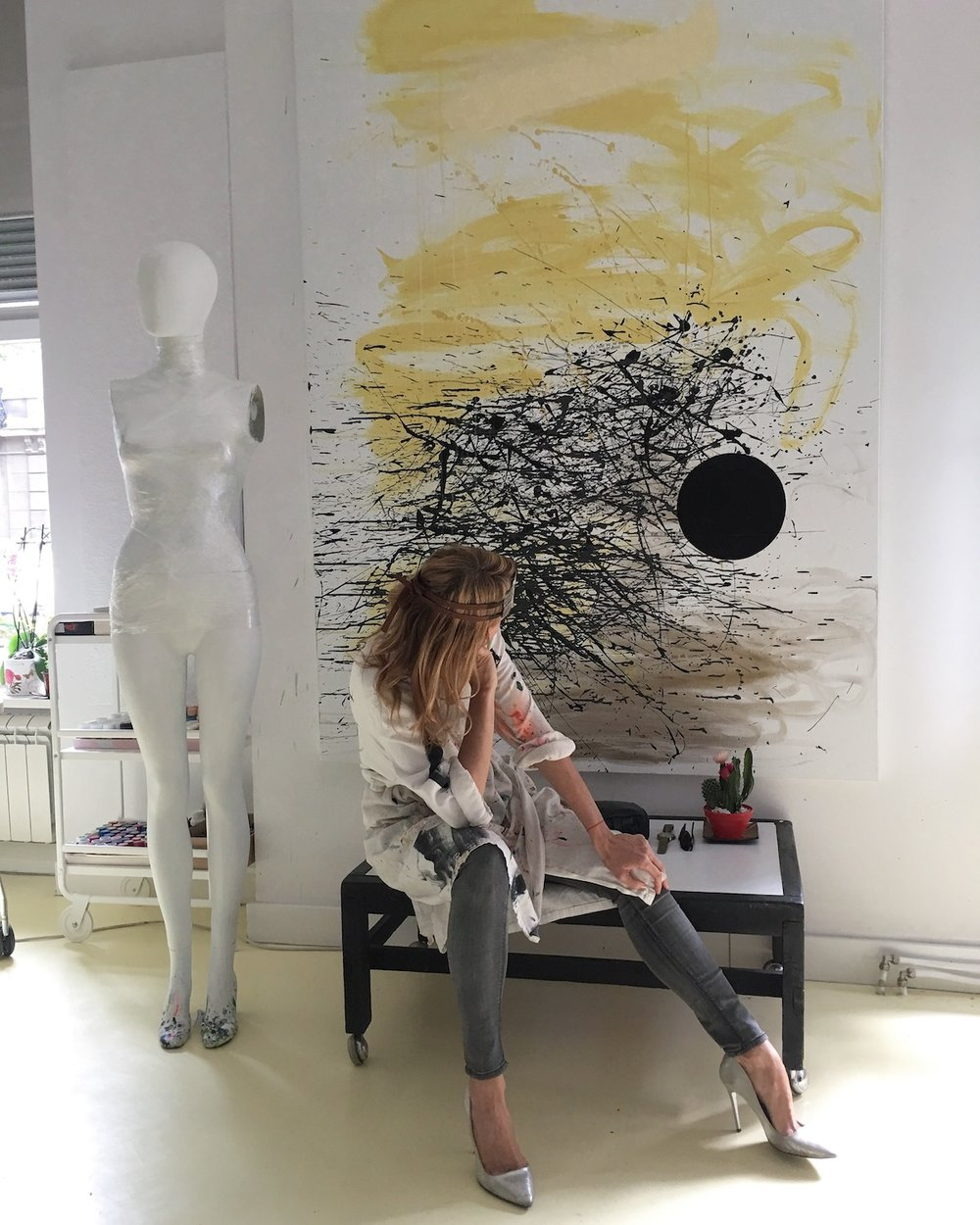 blog 1 Artist in her studio 1.jpg