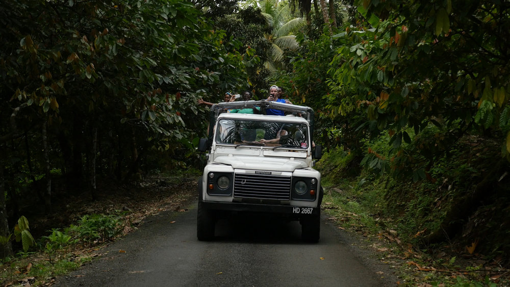 Jeep Safari Tour