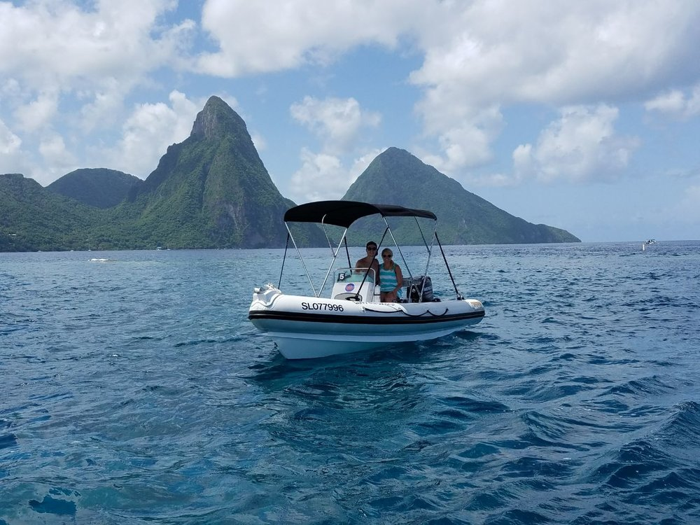 Soufriere Spectacular