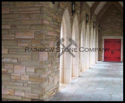 Rainbow Cut Stone