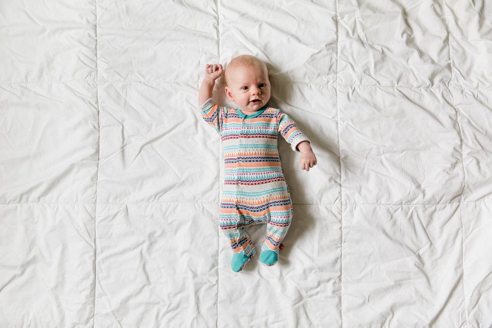 Eloise Mitchell 1 Month