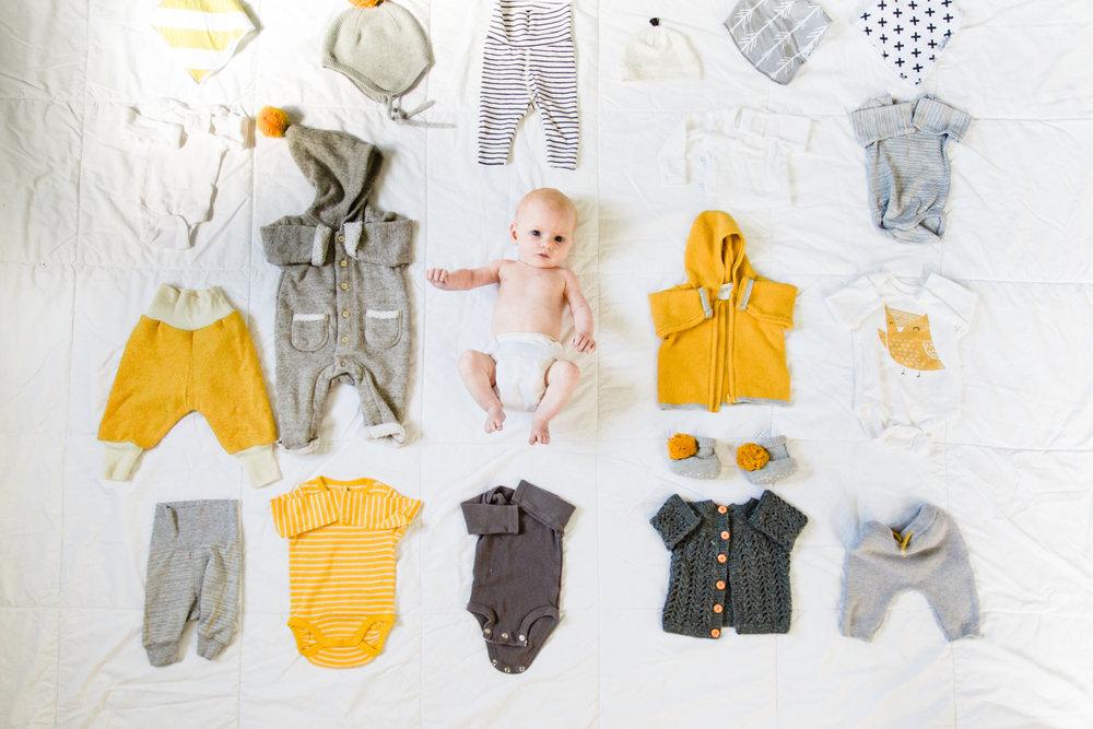 baby layette modern