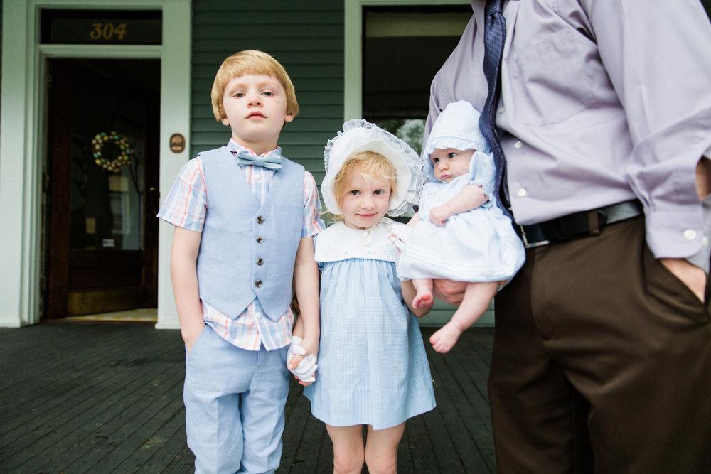 Easter children