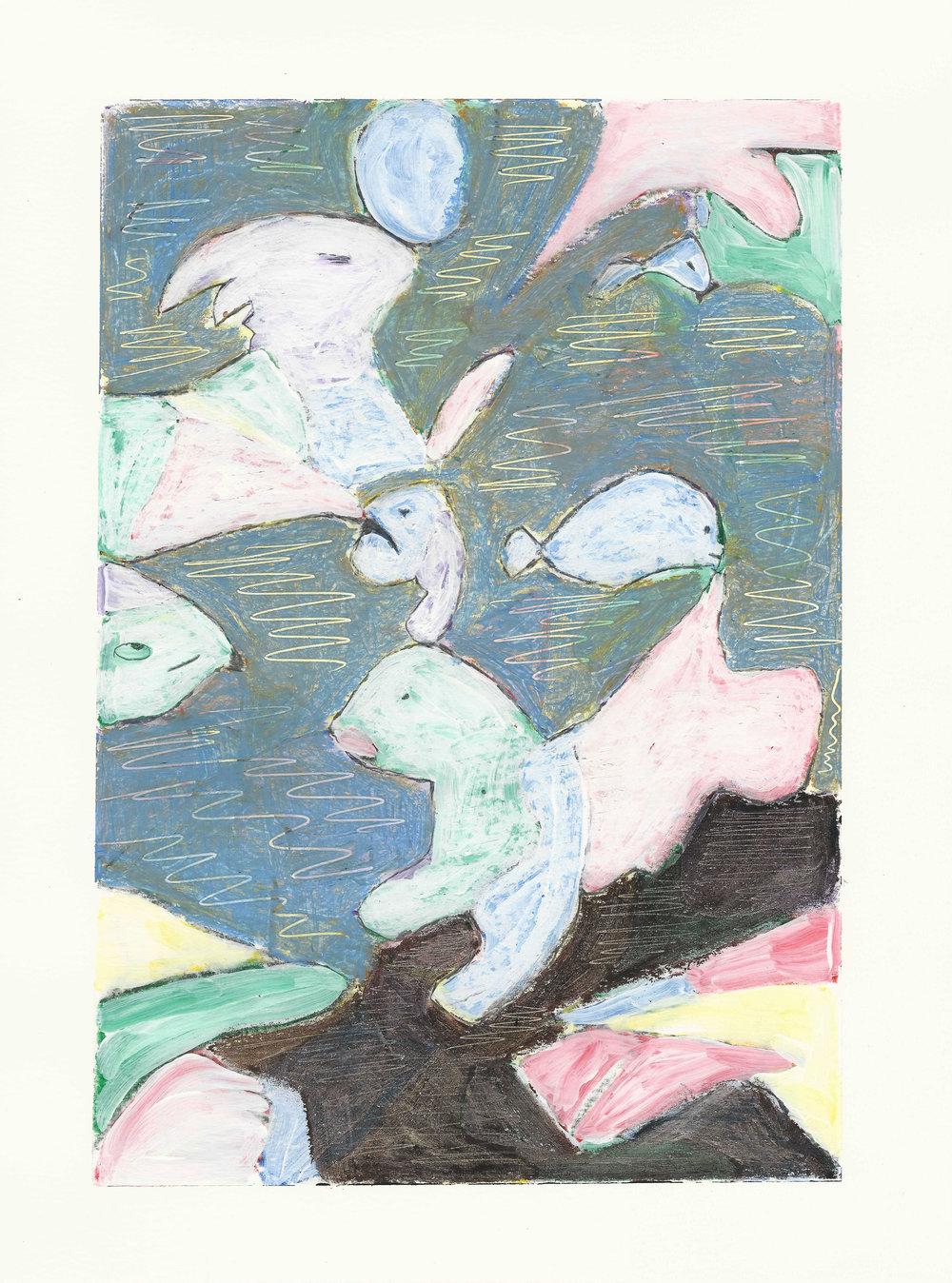 Swimming Animals