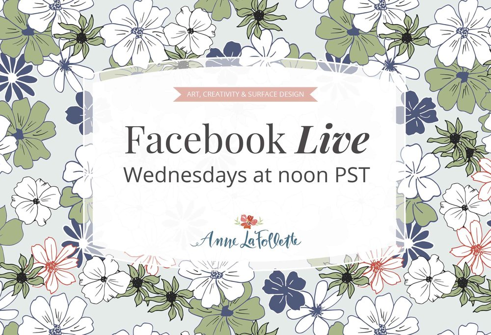 Facebook Live with Anne LaFollette