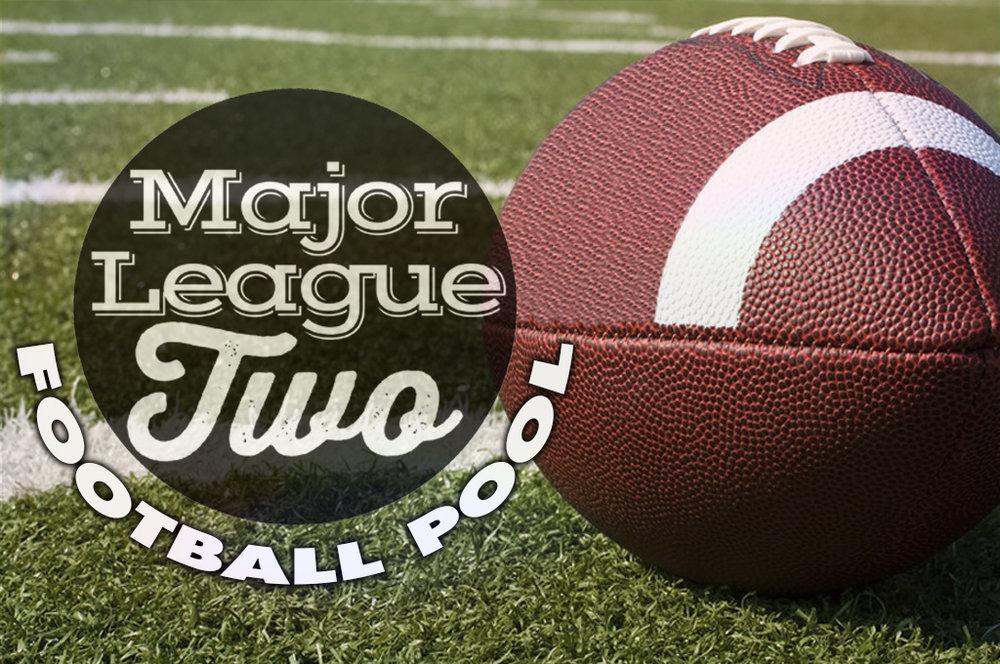 football pool - major league 2