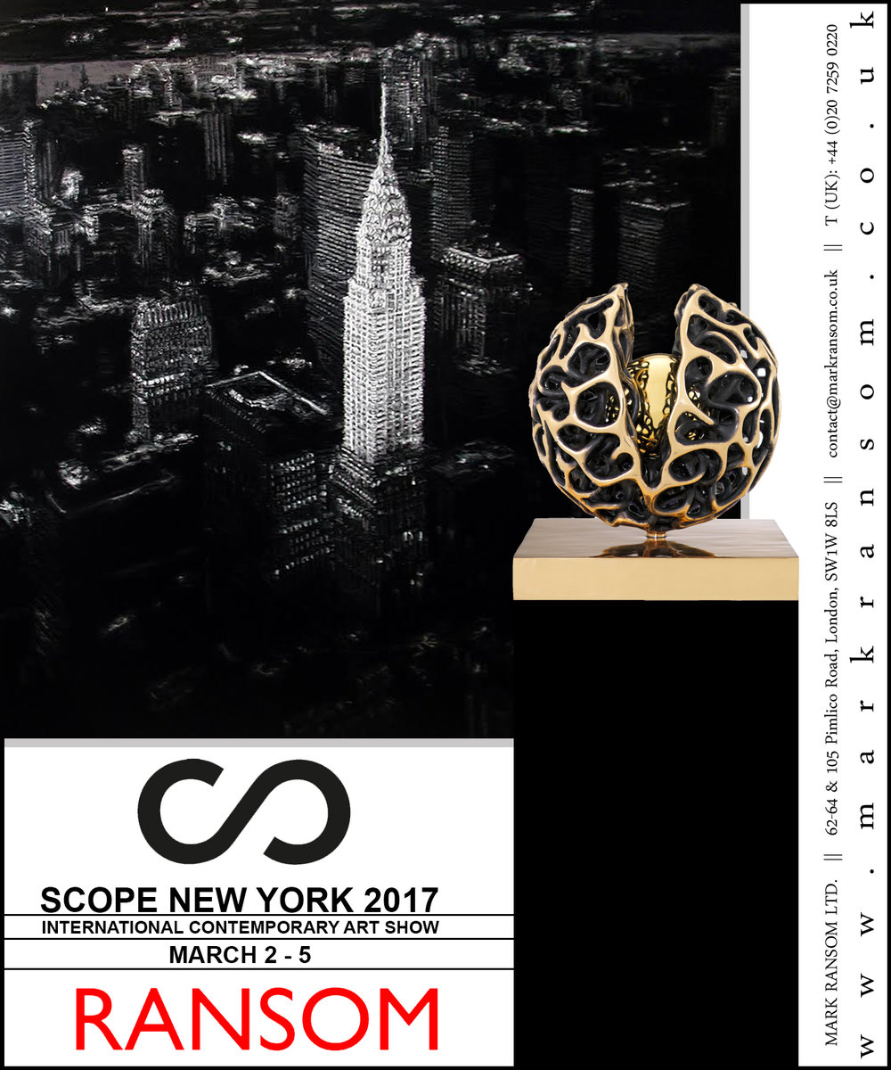 Scope New York Invitation