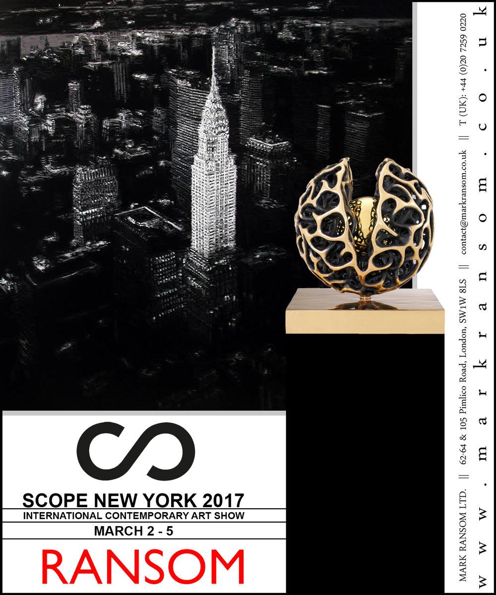 Scope New York Invitation
