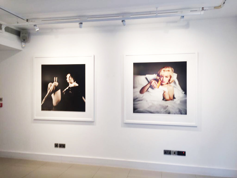 2-exhibition-photo-the-real-marilyn-milton-greene-ransom-art-gallery.JPG