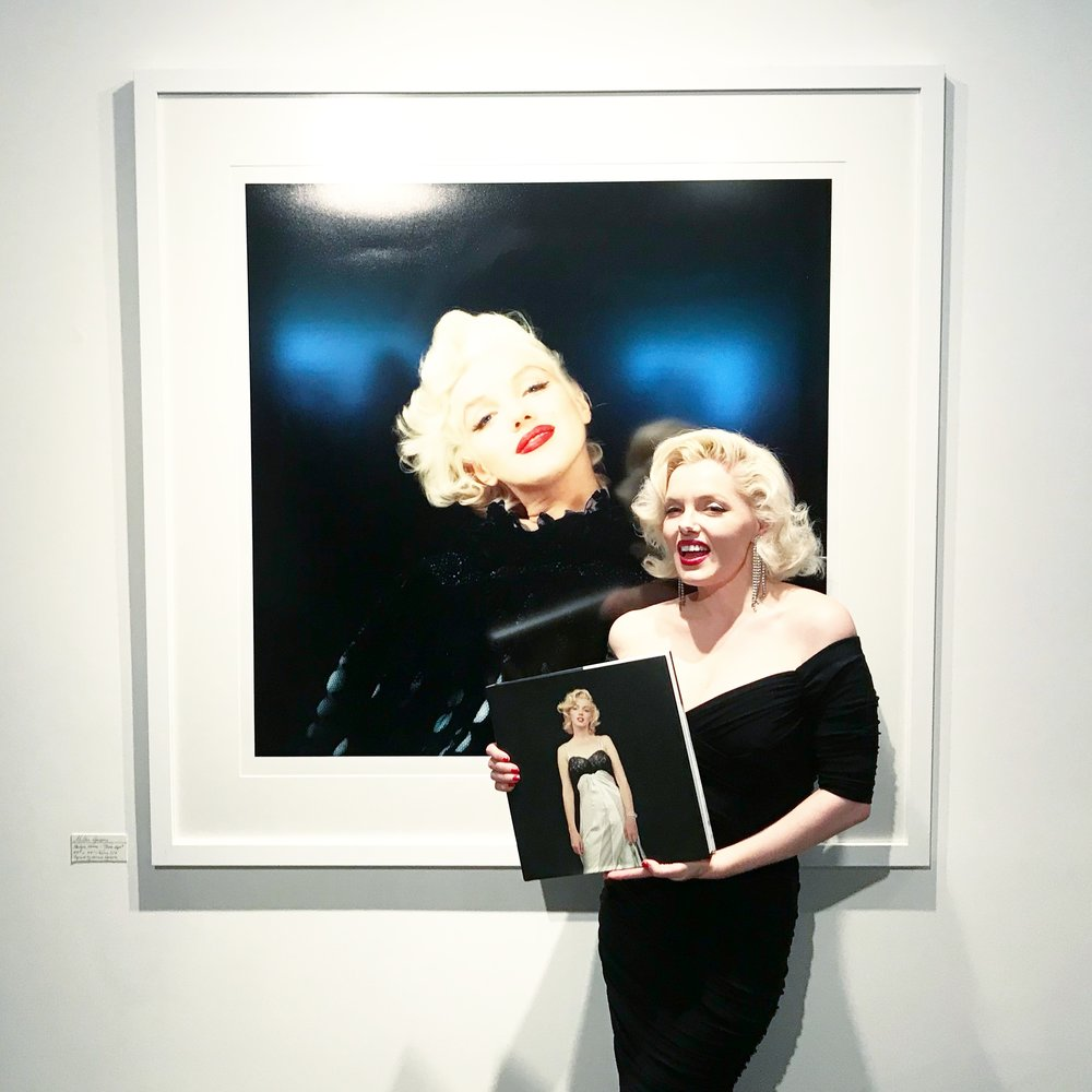 4-exhibition-photo-the-real-marilyn-milton-greene-ransom-art-gallery.JPG