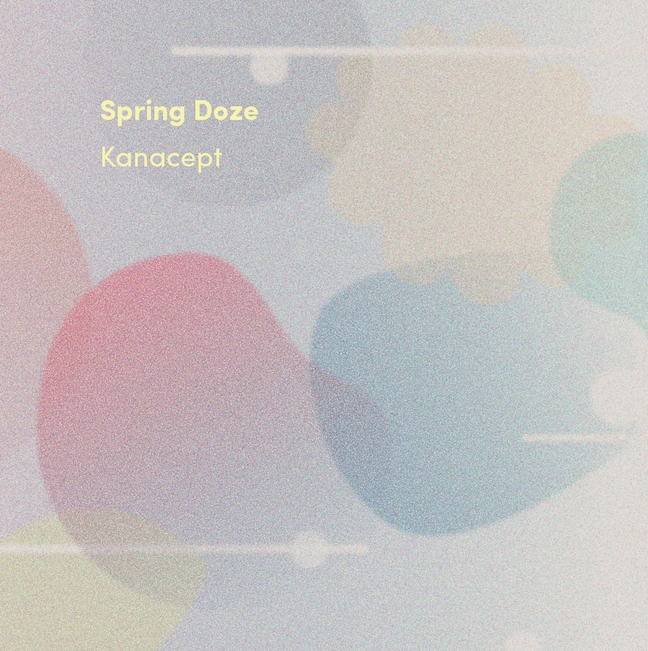 1st  Album ''Spring Doze''  - Art work by Sunny SunDuck Oh